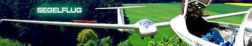 Banner Motorflugausbildung